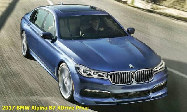 2017 BMW Alpina B7 XDrive Price