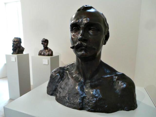 Musée Camille Claudel musée sculpture Paul Dubois Camille Claudel Alfred Boucher Nogent sur seine Aube