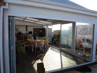 Cerramientos de terrazas para un buen ahorro energético.