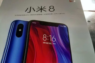 Retail Package of Xiaomi Mi 8 Leaks Ahead of Launch