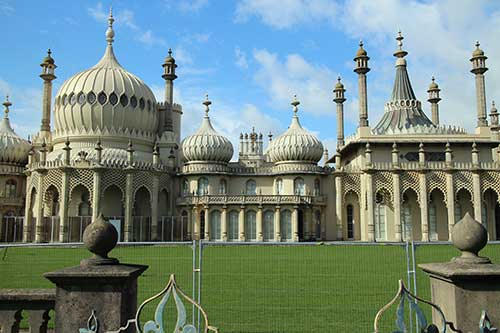 Brighton Pavilion, Brighton.
