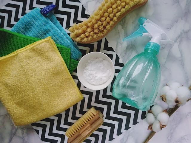 zero waste środki czystości