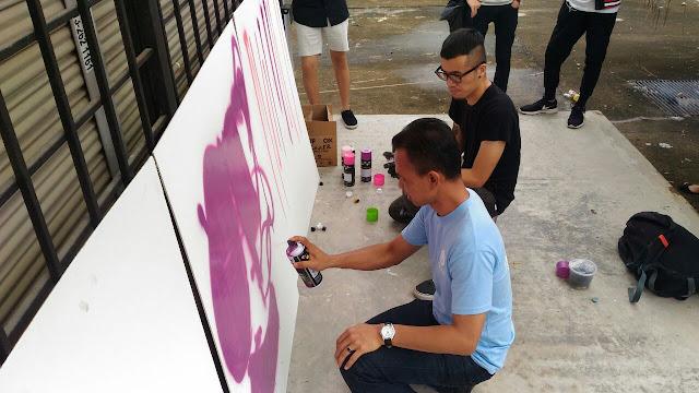 Khir Khalid, Pylox, Nippon Paint Malaysia,