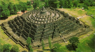 Foto DP bbm wisata Candi Borobudur Indonesia