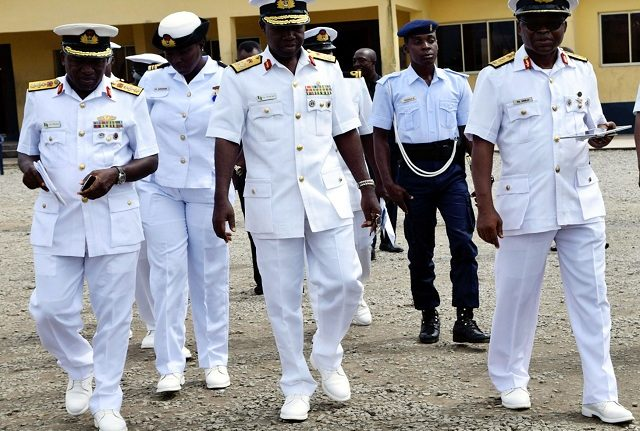 Nigerian Navy Course 25 Direct Short Service For Medical Consultant  2018