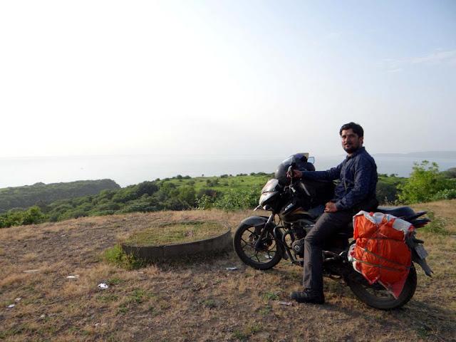 Shekhadi Beach in Maharashtra