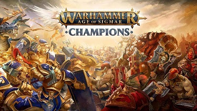 Warhammer Age of Sigmar: Champions Gameplay