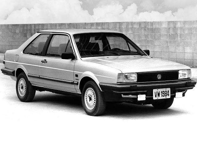 VW Santana 1984 - Brasil