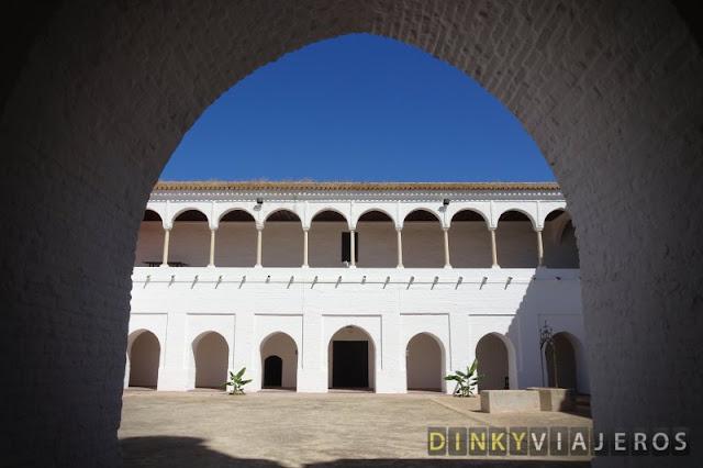 Moguer. Monasterio de Santa Clara
