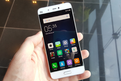 Thong tin dien thoai Xiaomi Mi5
