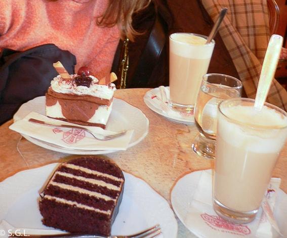Cafe Gerbeaud. 16 cosas que ver y hacer en Budapest