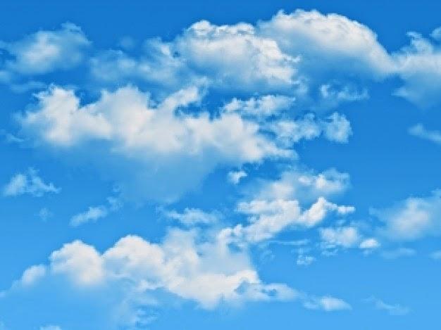 Fotos E Imagenes Cielo Azul Con Nubes: Pensamientos, Reflexiones Y Crecimiento Personal: NUBES EN