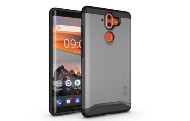 Layar Melengkung Nokia 9 ala Samsung