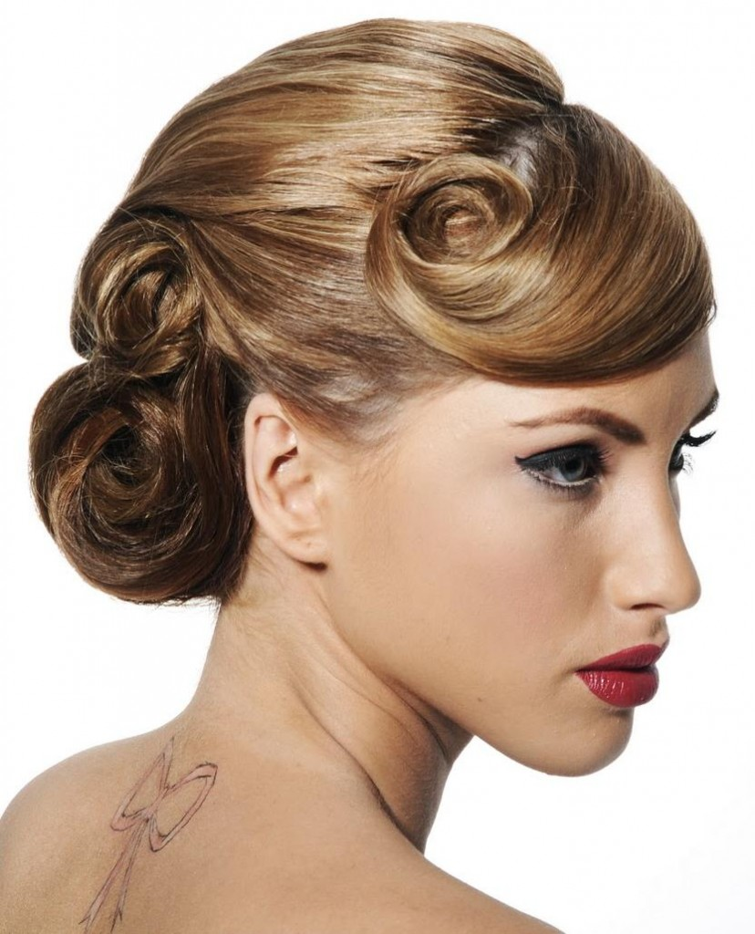 Pretty Hairstyles For A Wedding: Hairstyles Sipul: Pretty Wedding Hairstyles