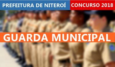 Concurso Prefeitura de Niterói 2018