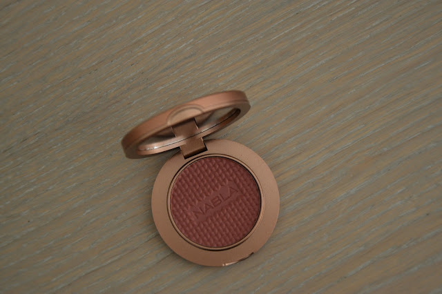 Review: Nabla Cosmetics Blossom Blush Satellite of Love