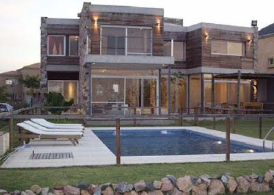 stone style house 06