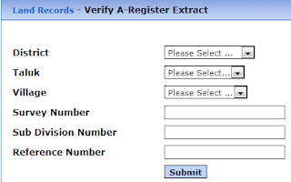 HOW TO GET PATTA NUMBER WITH SURVEY NUMBER