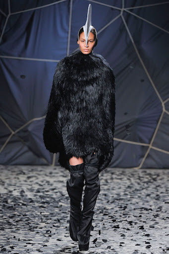 Gareth Pugh Autumn/Winter 2012/13 [Women's Collection]