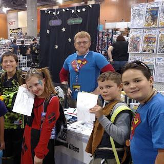 Amazing Arizona Comics FanFest Phoenix Comicon Russ Kazmierczak