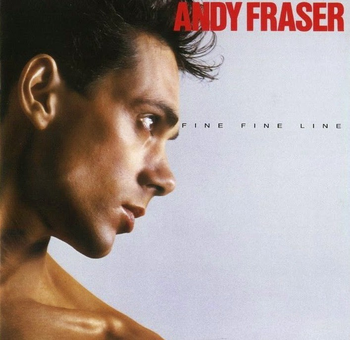 Andy Fraser Fine fine line 1984 aor melodic rock music blogspot albums bands