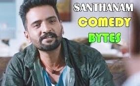 Santhanam Comedy Bytes | Thalaivaa | Vijay | Tamil Super Comedy
