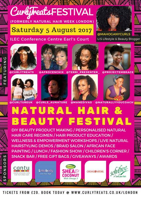 Curly Treats Festival 2017