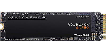 WD Black SN750 500 GB