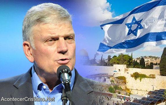 Franklin Graham Israel en la profecía