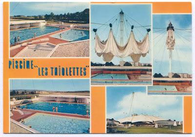 Architectures de cartes postales 2 les thiolettes sont au for Piscine thiolettes