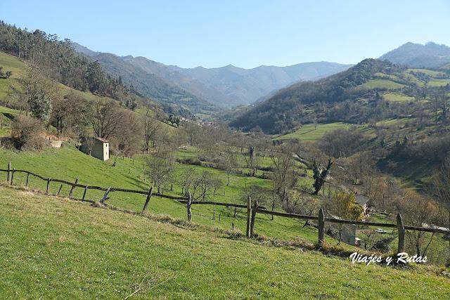 Valle de Lena, Asturias