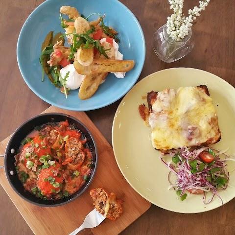 Food Review: OMB (new menu)