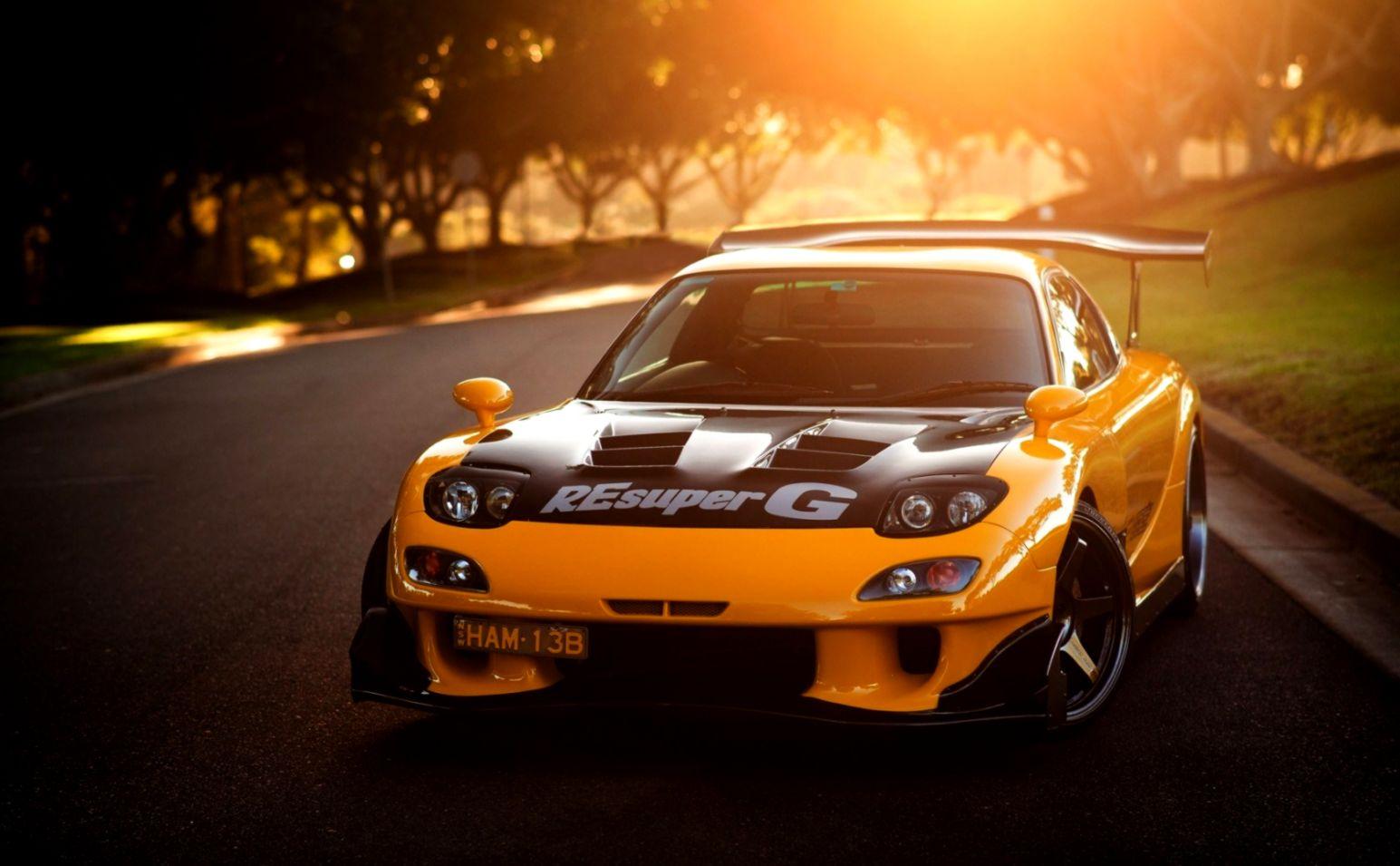 Mazda Sport Cars Wallpapers Hd Desktop Carik Wallpapers