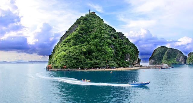 Đỉnh Titop Hạ Long