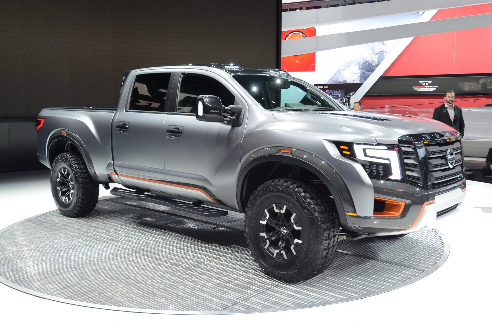 nissan s titan warrior concept is proof we need more baja inspired trucks carscoops. Black Bedroom Furniture Sets. Home Design Ideas