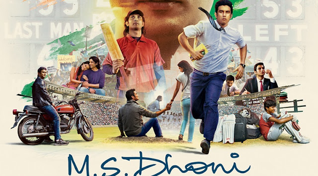 M.S. Dhoni The Untold Story Tv Premier on Star Plus Wiki Full Detail