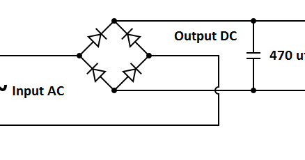 ELECTRONICS PROJECT: HOW TO MAKE A BRIDGE RECTIFIER