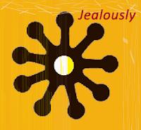 Adinkra symbol jealousy