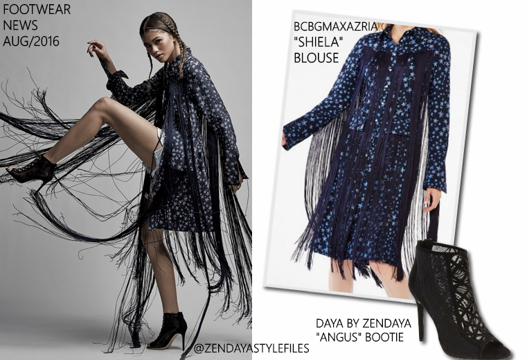 1. SI Avance Printed Tunic ($36) available at Shoptiques click Here to buy.  2. Tommy Hilfiger Boyfriend Jeans ($27) available at Macy's click Here to  buy.