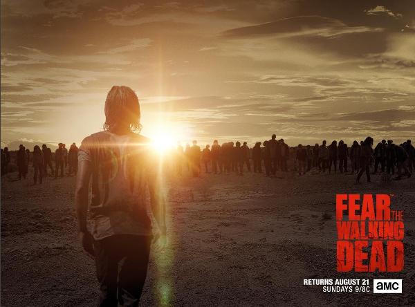 La zona prohibida fear the walking dead season 2b promo - Exclusivas fecar ...