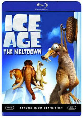 Ice Age 2 The Meltdown 2006 BluRay 700MB Hindi Dual Audio 720p Watch Online Full Movie Download Worldfree4u 9xmovies
