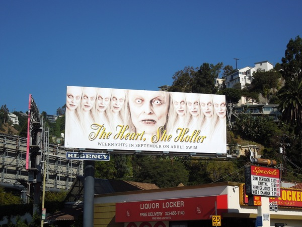 The Heart She Holler 2013 billboard