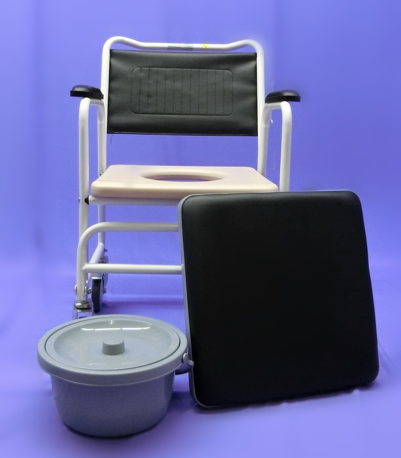 Shower Chair Malaysia Best Executive Folding Foot Holder Commode Penang Kerusi