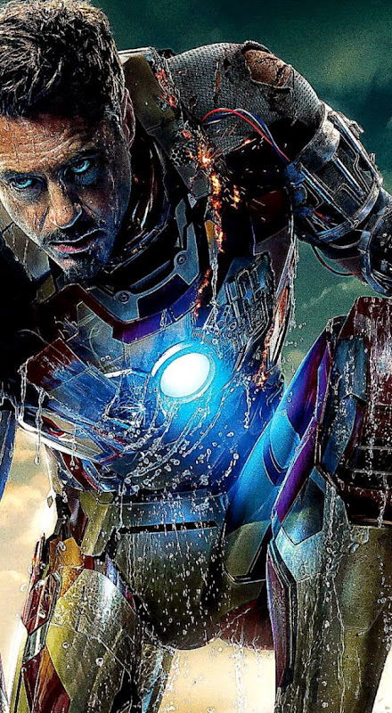 Iron Man Uncovered Face Hd Wallpaper | Best Wallpapers