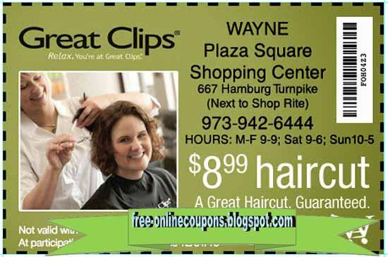 Great clips coupons bridgewater nj