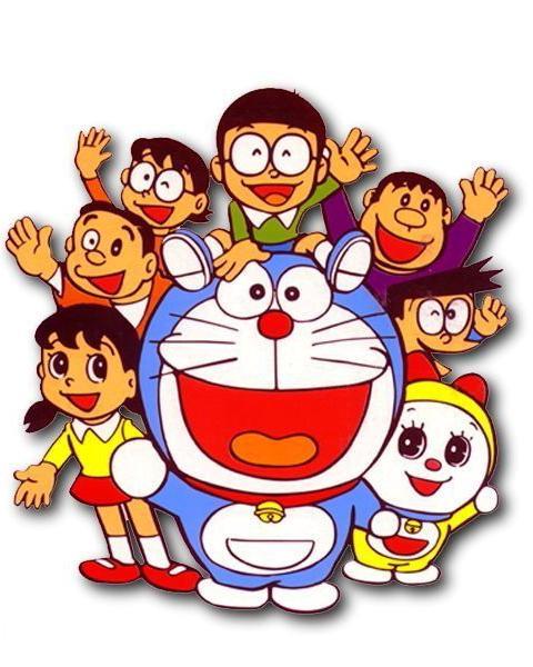 Doraemon And Family