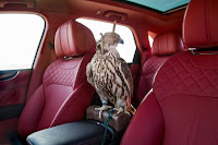 Bentley Bentayga Falconry by Mulliner (2017) Interior
