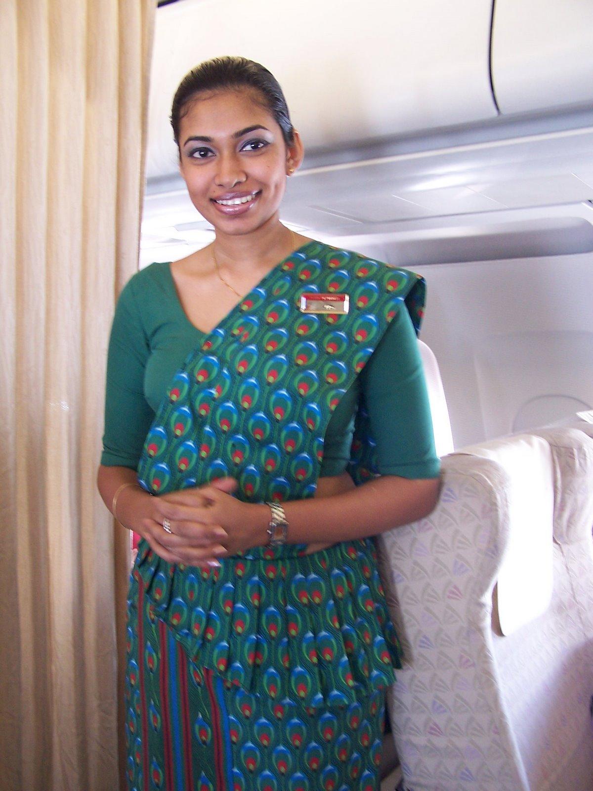 Sri Lankan Air Hostess Hot Photos - Tamil Cinima Gallery-9297