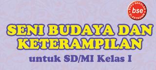 gambar Buku paket SBK SD/MI KTSP 2006 Tahun Pelajaran 2017/2018 Semua Kelas