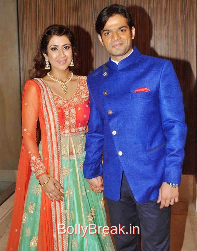 Karan Patel, Ankita Bhargava, Hot Pics of Divyanka Tripathi At Karan Patel Ankita Bhargava's sangeet ceremony